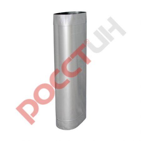 Труба эллипс одноконтурная L300/500/700/1000