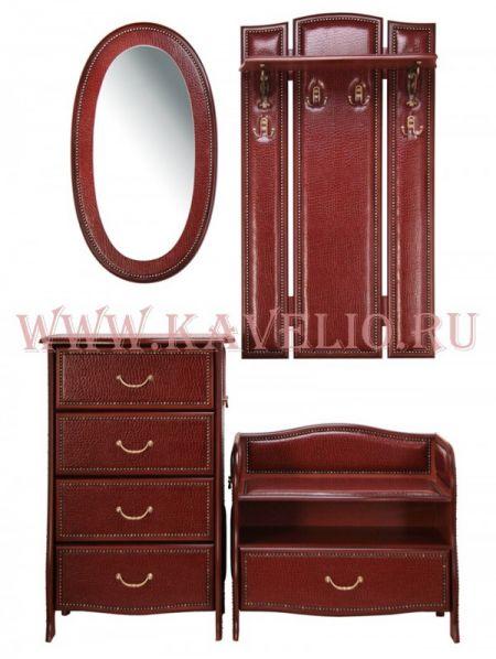 Набор мебели для прихожей Шевалье 2